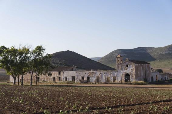 Cortijo del Fraila. Níjar.