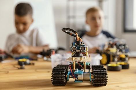 curso de robotica 2021 Berja