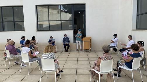 presentacion actividades Biblioteca de Berja 2021