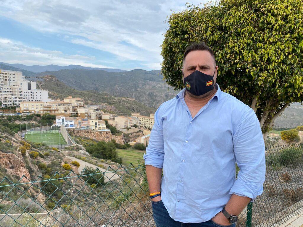 AlfonsoSantiago Vox Vícar