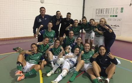 Alhameña-Inagroup Mabe El Ejido Futsal