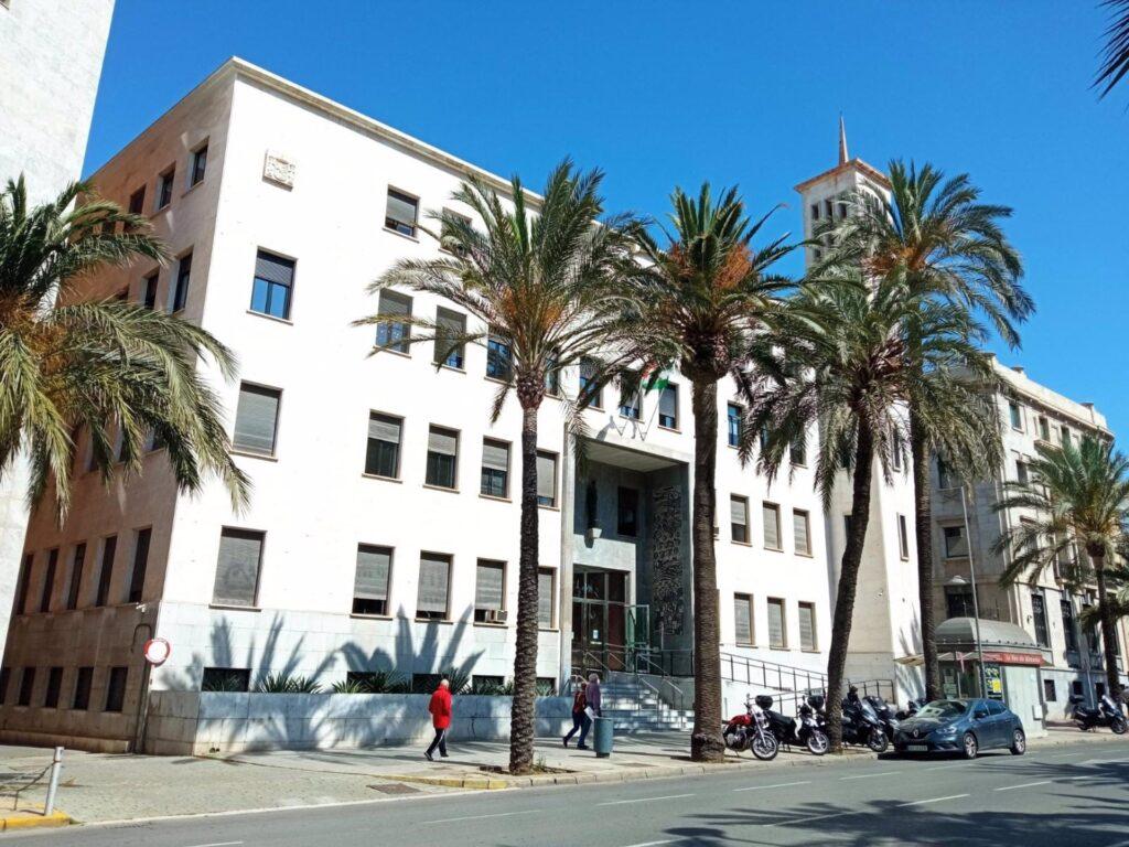 06-05-2021 Sede de la Audiencia Provincial de Almería POLITICA ANDALUCÍA ESPAÑA EUROPA ESPAÑA EUROPA ALMERÍA ANDALUCÍA AUTONOMÍAS SOCIEDAD