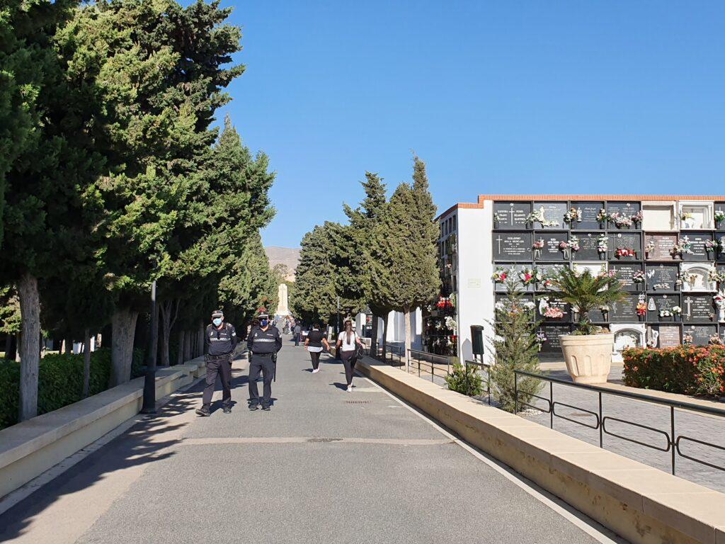 Cementerio Almería