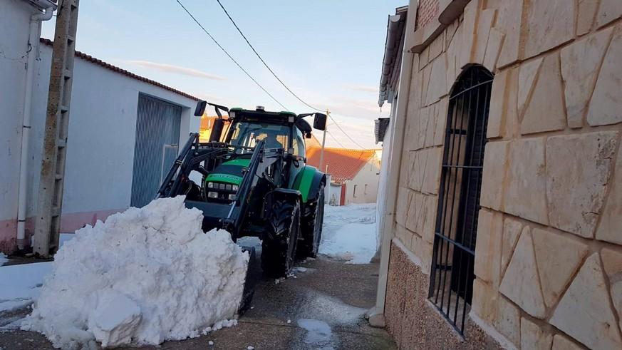Filomena dejó considerables daños en la provincia