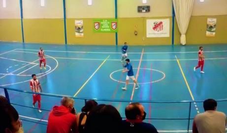 Foto Sporting FS Almería vs Kiosco Luis Marín vs Poli Ejido CF 1