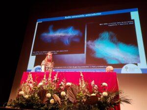 Jornadas Astronomicas Theresa Wiegert
