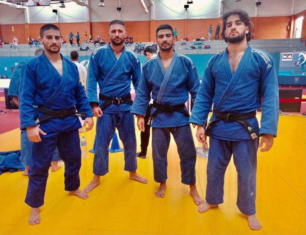 Judokas que han participado en Liga Nacional de Judo