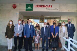 La Junta sostendrá «a pulmón» unos 12.000 contratos a médicos y enfermeros